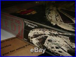MPC ERTL Star Wars Return of the Jedi Millennium Falcon Huge model kit 8917 NEW