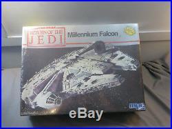 MPC Return of the Jedi Star Wars Millennium Falcon Model Kit SEALED