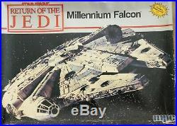 MPC Star Wars Return of the Jedi Millenium Falcon Model Kit