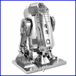 Metal Earth 3D Laser Cut Model Star Wars R2-D2 MEGA size DIY MODEL KIT
