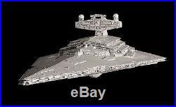 Model Kit Imperial Star Destroyer Star Wars 12700 Zvezda 9057 WITHOUT BOX