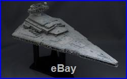 Model Kit Spaceship 1/2700 Star Wars Imperial Star Destroyer (9057) by ZVEZDA