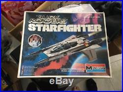 Monogram Buck Rogers Star Fighter Kit