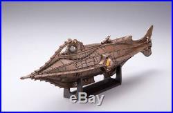 NAUTILUS 20000 Leagues Under the Sea SF Figure MINT 260mm Painted KAIYODO