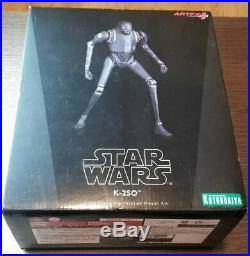 NEW ARTFX + Star Wars K-2SO 1/10 Scale Pre-Painted Model Kit FASTEST SHIPPING