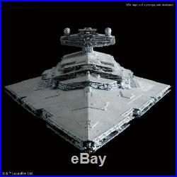 NEW BANDAI STAR WARS Star Destroyer 1/5000 Scale Plastic Model Kit from Japan