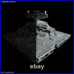 NEW Bandai STAR WARS Star Destroyer 1/5000 Kit Lighting Model Limited
