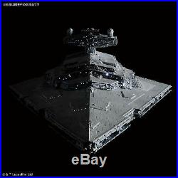 NEW Bandai Star WARS Star Destroyer 1/5000 Kit Lighting Model Limited from Japan