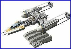 NEW STAR WARS 1/72 Y-WING STARFIGHTER Plastic Model Kit BANDAI
