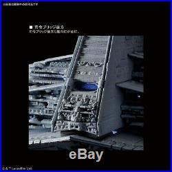 NEW STAR WARS Star Destroyer 1/5000 Kit Lighting Model Limited BANDAI from Japan