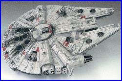 NEW Star Wars MILLENNIUM FALCON 1/72 scale kit Fine Molds 2005 989 Japan F/S