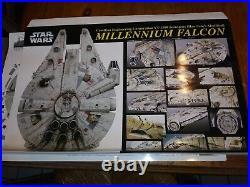 NIB Finemolds STAR WARS SW-6 MILLENNIUM FALCON172 scale model Kit