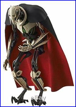 New General Grievous Star Wars 112 Model Kit by Bandai from Japan