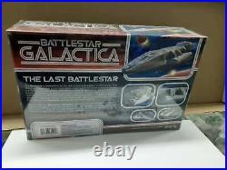 New Moebius #942 1/4105 Battlestar Galactica TOS Battlestar Galactica Model Kit