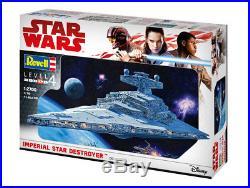 New Revell 06719 12700 Star Wars Imperial Star Destroyer Model Kit