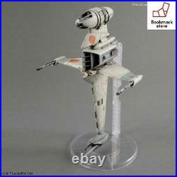 New Star Wars B-wing starfighter 1/72 scale plastic model F/S from Japan