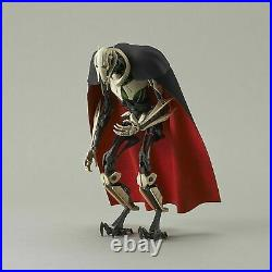 New Star Wars General Grievous 1/12 scale plastic model from Japan