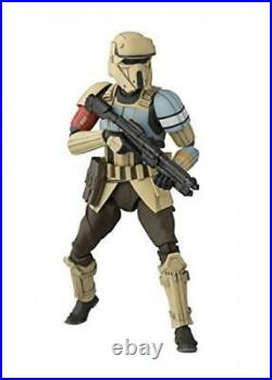 New Star Wars Shoretrooper Sh Figuarts Plastic Model Kit F/s
