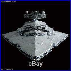 New Star Wars Star Destroyer 1/5000 scale plastic model F/S from Japan