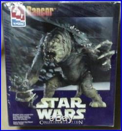 OLD AMT Star Wars RANCOR Vinyl Model Sealed # 3028SE