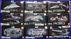 ORIGINAL Bandai Star Wars Starwars Figur Bausatz Model Kit Star Destroyer AT-ST