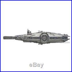 PERFECT GRADE BANDAI 1/72 STAR WARS MILLENNIUM FALCON Standard Ver Model Kit