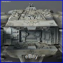 PG Star Wars Millennium Falcon (Standard Ver.) 1/72 Scale Colored model kit