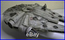PRE-ORDER 1/72 Revell Star Wars 1/72 Millennium Falcon Model Kit (BUILT)