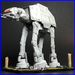 PRO BUILT Imperial AT-AT Walker (Endor) W FULL LIGHTING Prop Replica Star Wars