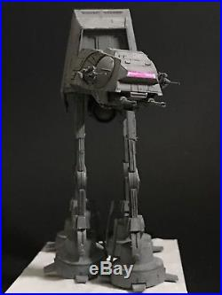 PRO BUILT Imperial AT-AT Walker (Hoth) With FULL LIGHTING Prop Replica Star Wars