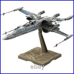 PRO BUILT Star Wars X-Wing T-70 Resistance 1/72 Model