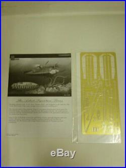 Pegasus Hobby 1/144 Nautilus 20000 Leagues Under the Sea Giant Squid Model Kit