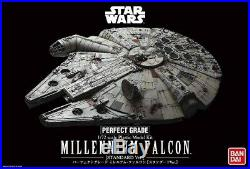 Perfect Grade Millenium Falcon Standard Version Bandai Model Kit