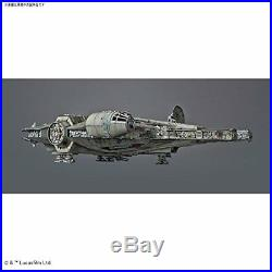 Perfect Grade Star Wars Episode4 Millenium Falcon Standard Plastic Model 1/72