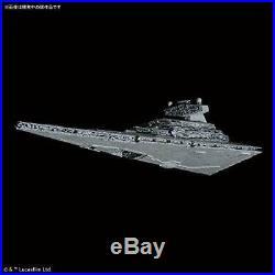 Pre order Bandai Star Destroyer 1/5000 Scale Plastic Model Kit Star Wars