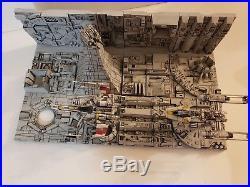Pro built Bandai 1/144 Star Wars Death Star Attack