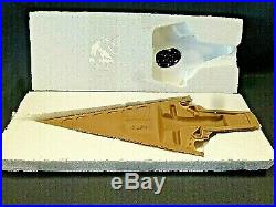 RARE STAR WARS SCALE SOLUTIONS SSDEC2 Resin Model Kit EXECUTOR CLASS