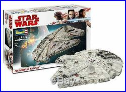 REVELL 6718 Star Wars 1/72 Millennium Falcon Han Solo Model Kit FREE SHIP