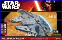 REVELL 855093 1/72 Star Wars Millennium Falcon Master Pastic Kit RMX5093 NEW
