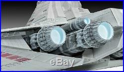Republic Star Destroyer (Star Wars) 1 2700 Scale Level 3 Revell Model Kit JP