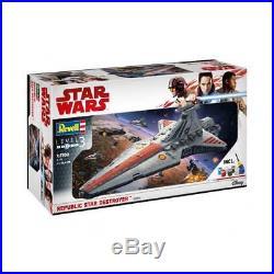 Revell 06053 12700 Republic Star Destroyer Star Wars Kit