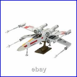 Revell 06890 129 X-Wing Fighter Star Wars Model Kit (Easy Click)