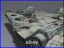 Revell 172 01206 Bandai Star Wars Millennium Falcon Perfect Grade Model Kit