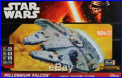 Revell 172 Star Wars Master Series Millennium Falcon Plastic Model Kit#85-5093