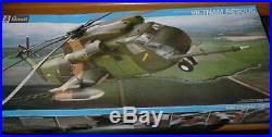 Revell #85-4542 1/48 REVELL SIKORSKY HH-53C VIETNAM RESCUE HELICOPTER new in box
