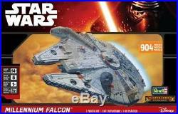 Revell 85-5093 172 Star Wars Millennium Falcon Plastic Model Kit