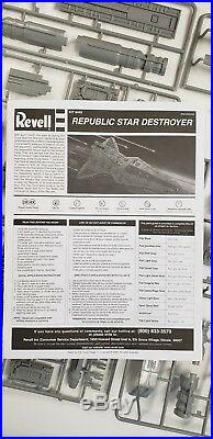 Revell 85-6445 Star Wars Republic Star Destroyer Scale Plastic Model Kit