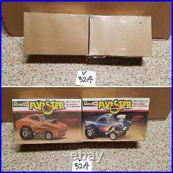 Revell Funster Model Kits Full Set Of 6 All Factory Sealed