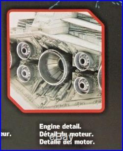 Revell Master Series Star Wars 1/2700 Imperial Star Destroyer Kit # 85-6459 F/s