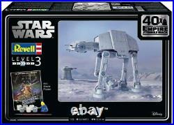 Revell Star Wars AT-AT 40TH ANNIVERSARY MODEL KIT 5680